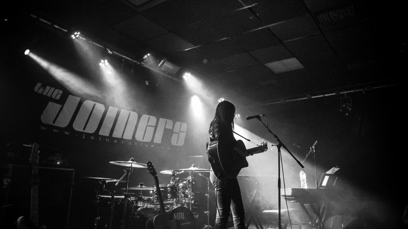 The Joiners – 22nd April 2016