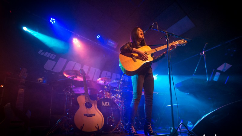 Gig at The Joiners 22nd April 2016