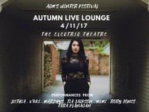 WINTER FESTIVAL – Autumn Live Lounge