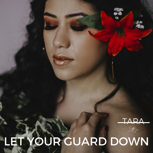 "Download ""Let Your Guard Down"" single now"